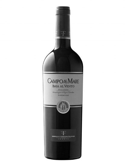 BOLGHERI, CAMPO DI MARE, ROSSO, Su i Vini di WineNews