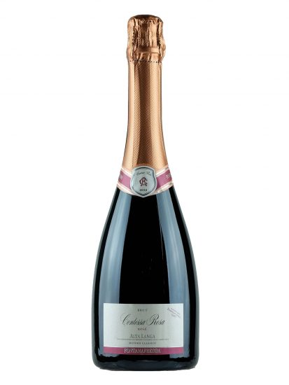 ALTA LANGA, BRUT ROSÉ, FONTANAFREDDA, Su i Vini di WineNews