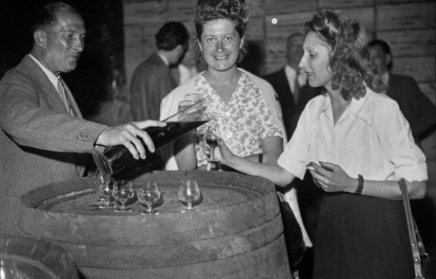 ABUSO DI ALCOL, VINO FRANCESE, Mondo