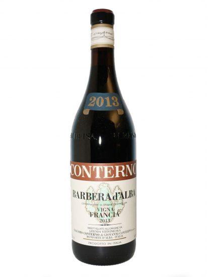 ALBA, BARBERA, GIACOMO CONTERNO, Su i Vini di WineNews