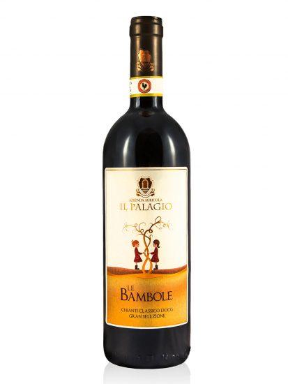 CHIANTI CLASSICO, IL PALAGIO, PANZANO IN CHIANTI, Su i Vini di WineNews