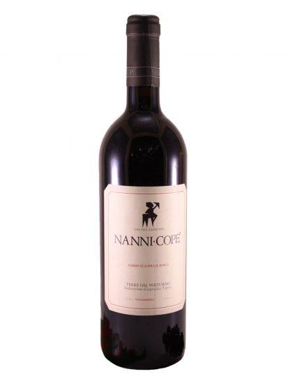 CAMPANIA, NANNI COPÈ, VOLTURNO, Su i Vini di WineNews