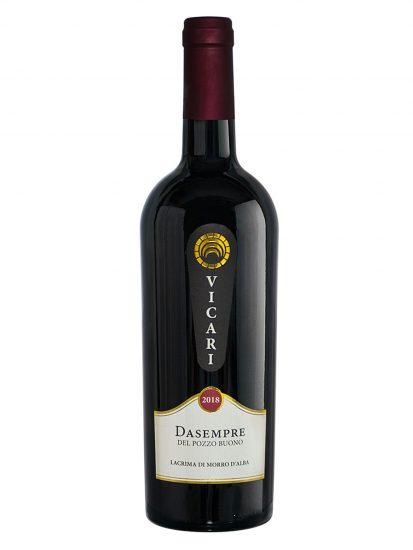 LACRIMA, MORRO D'ALBA, VICARI, Su i Vini di WineNews