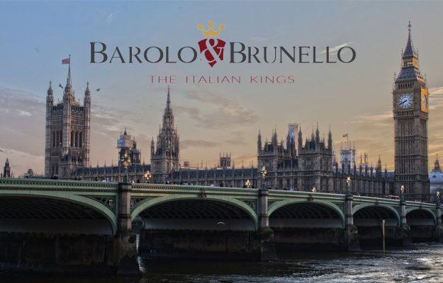 BAROLO, BRUNELLO, LONDRA, VINO ITALIANO, Italia