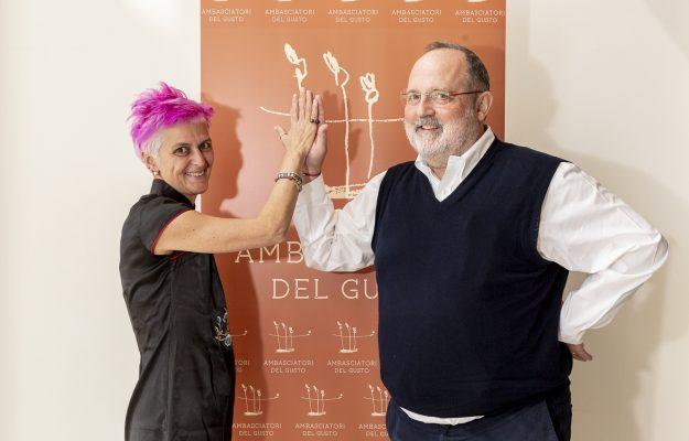 AMBASCIATORI DEL GUSTO, CRISTINA BOWERMAN, PAOLO MARCHI, Non Solo Vino