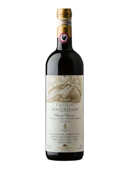 CASTELLO DI MONTERINALDI, CHIANTI CLASSICO, Su i Quaderni di WineNews