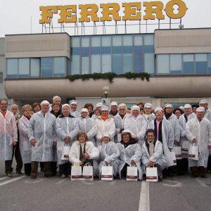 Ferrero, l'azienda al top per reputazione aziendale secondo manager e consumatori italiani