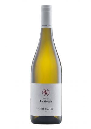 Le Monde, Doc Friuli Pinot Bianco 2018