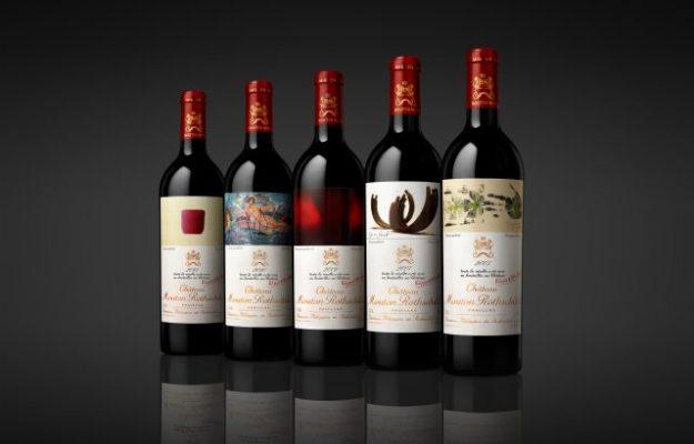FRANCIA, MOUTON ROTHSCHILD, NOTRE DAME, SOTHEBY'S, vino, Mondo