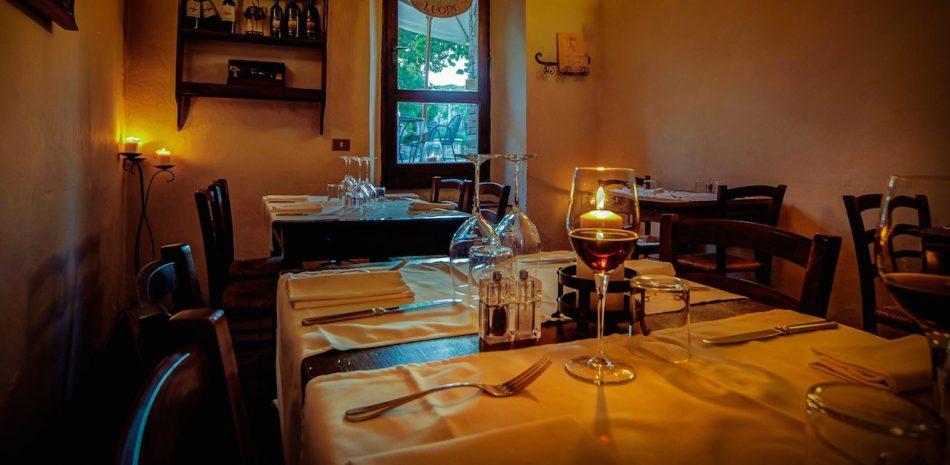 BAGNO VIGNONI, OSTERIA DEL LEONE, VAL D'ORCIA, Ristoranti ed Enoteche, Su i Vini di WineNews