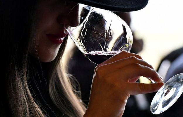 PER CAPITA CONSUMPTION, WINE, WORLD, News