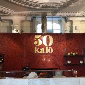 50 Kalò di Ciro Salvo Pizzeria London a Londra è la migliore pizzeria italiana in Europa