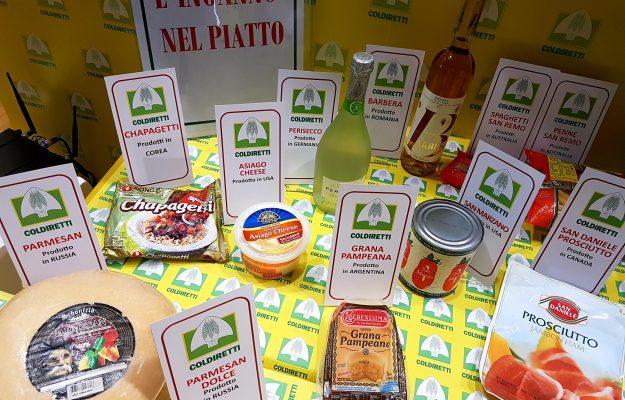 Coldiretti, FILIERA ITALIA, ITALIAN SOUNDING, TUTTOFOOD, Non Solo Vino