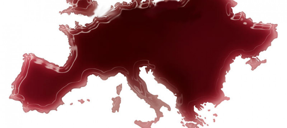 "Europe, ""wine 2030"": domestic consumption and production drop, exports grow but slowly"