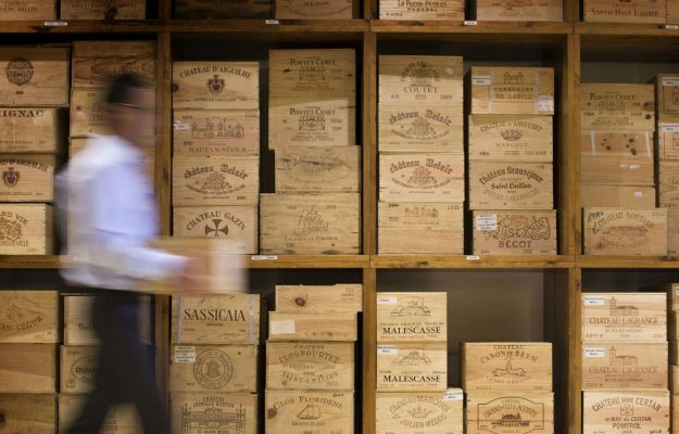 FINE WINE, ITALY 100, LIV-EX, vino, Mondo