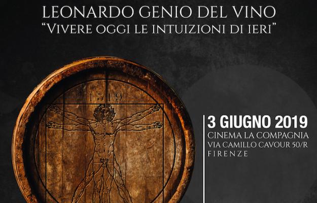 """""""Il Vino di Leonardo"""", LEONARDO DA VINCI, Italia"""