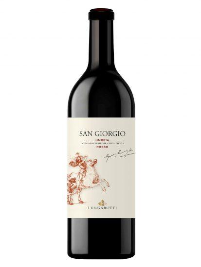 LUNGAROTTI, ROSSO, UMBRIA, Su i Vini di WineNews