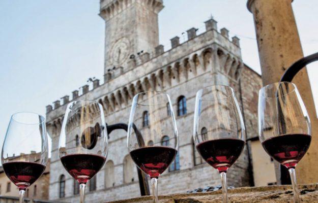 ETICHETTA, MONTEPULCIANO, TOSCANA, vino, VINO NOBILE DI MONTEPULCIANO, Italia