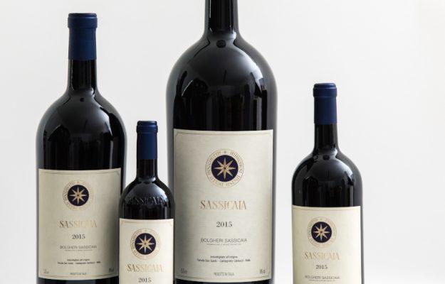 FINE WINE, ITALY, MASSETO, MONTIANO, ORNELLAIA, SASSICAIA, SOLAIA, WINE SEARCHER, News