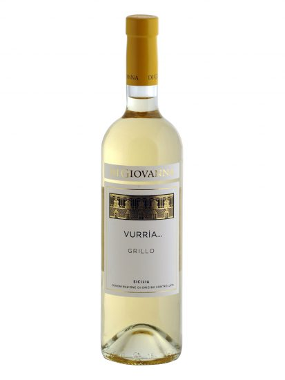 DI GIOVANNA, GRILLO, SICILIA, Su i Vini di WineNews