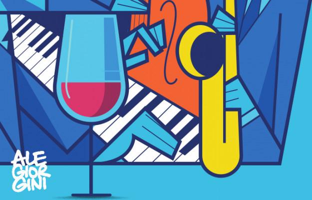 BRUNELLO DI MONTALCINO, CASTELLO BANFI, CULTURA, JAZZ WINE, MONTALCINO, MUSICA, TURISMO, vino, Italia