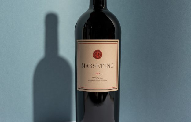 MASSETINO, MASSETO, SECOND VIN, Italia
