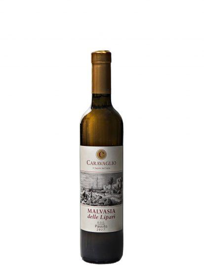 CARAVAGLIO, MALVASIA DELLE LIPARI, Su i Vini di WineNews