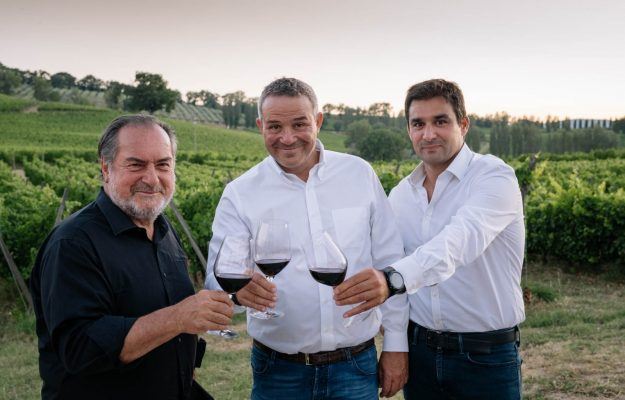 CAPRAI, CLIMATE, MICHEL ROLLAND, SAGRANTINO, VINEYARDS, VITICULTURE, WINE, News