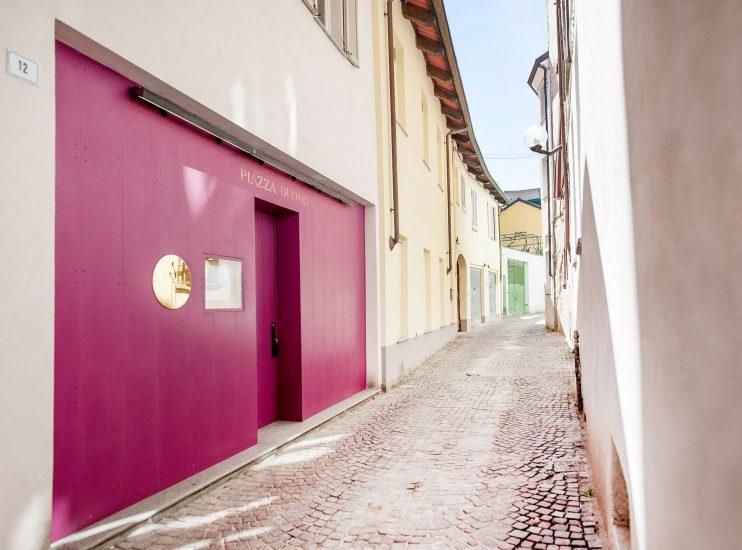 ALBA, ENRICO CRIPPA, PIAZZA DUOMO, Ristoranti ed Enoteche, Su i Vini di WineNews