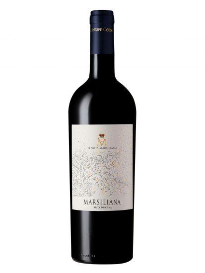 PRINCIPE CORSINI, ROSSO, TENUTA MARSILIANA, TOSCANA, Su i Vini di WineNews