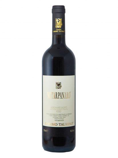 COSIMO TAURINO, NEGROAMARO, PUGLIA, Su i Vini di WineNews