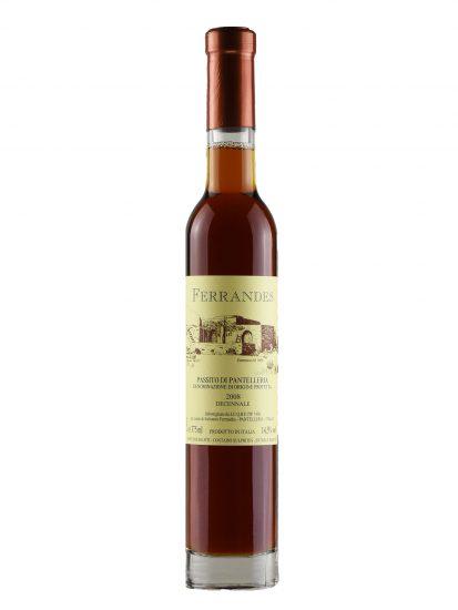 FERRANDES, PANTELLERIA, ZIBIBBO, Su i Vini di WineNews