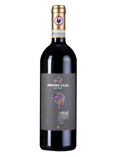 CHIANTI CLASSICO, PODERE L'AJA, Su i Vini di WineNews