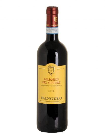 AGLIANICO, D'ANGELO, VULTURE, Su i Vini di WineNews
