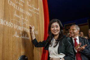 Il vino italiano nei mercati d'Asia e del mondo: parla la Master of Wine Jeannie Cho Lee