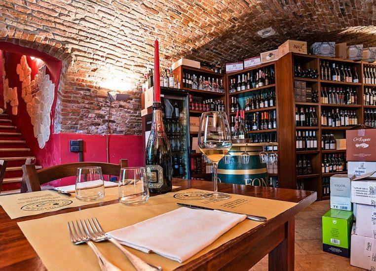 OSTERIA VIA ROMA, SOAVE, Ristoranti ed Enoteche, Su i Quaderni di WineNews