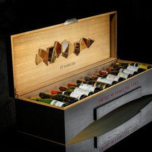 12 bottiglie storiche dei produttori di Primum Familiae Vini in asta benefica per Sotheby's