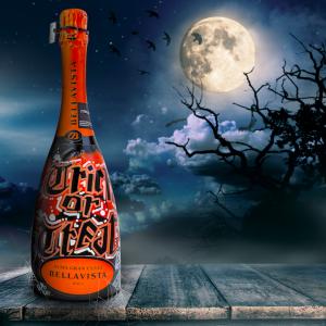 La street art di Teo KayKay ed il vino: ecco le limited edition di Halloween e Natale per Signorvino