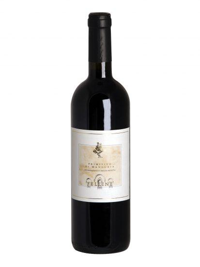 FELLINE, MANDURIA, PRIMITIVO, Su i Vini di WineNews
