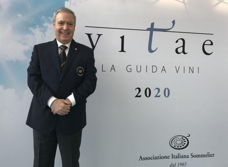 Antonello Maietta, presidente dell'Ais