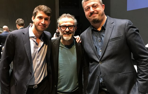 CHEF, CULTURE, ITALIAN CUISINE, MAssimo Bottura, RESTAURANTS, News
