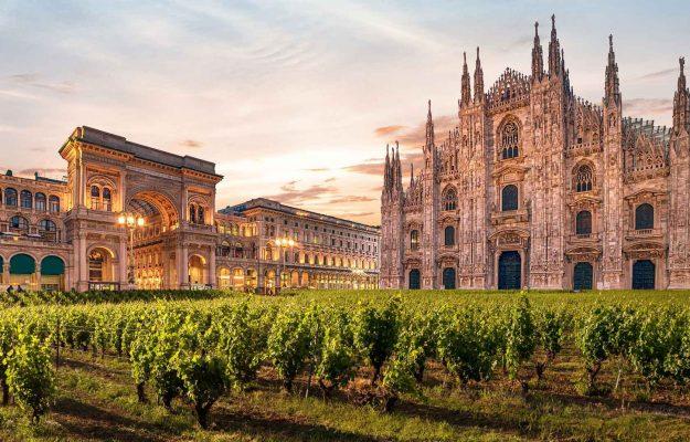 MILANO WINE WEEK, Italia