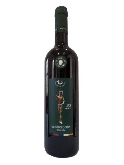 CABERNET SAUVIGNON, PAGANI DE MARCHI, TOSCANA, Su i Vini di WineNews