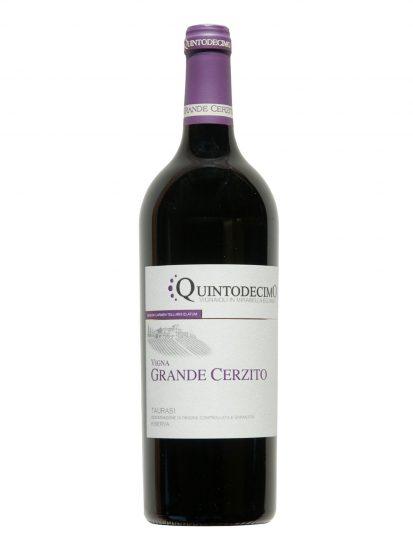 AGLIANICO, QUINTODECIMO, TAURASI, Su i Vini di WineNews