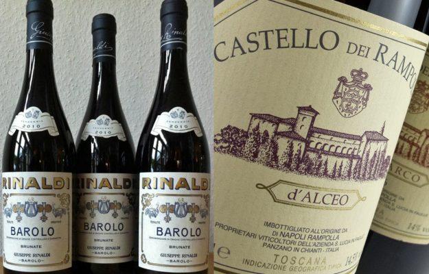 COLLEZIONISMO, vino, VINO ITALIANO, WINE LISTER, Mondo