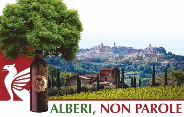 ALBERI, CLIMATE CHANGE, VINO NOBILE DI MONTEPULCIANO, Italia