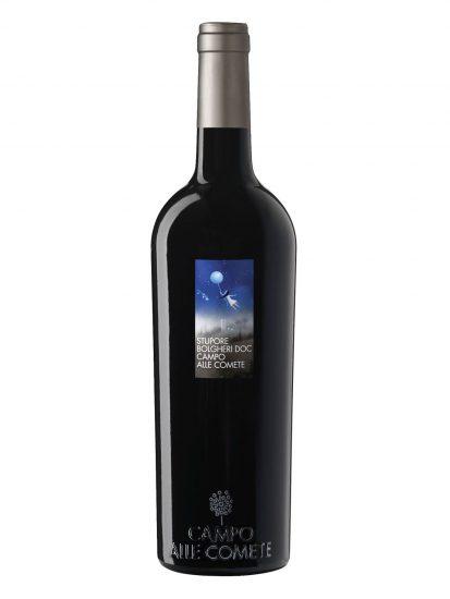 BOLGHERI, CAMPO ALLE COMETE, Su i Quaderni di WineNews
