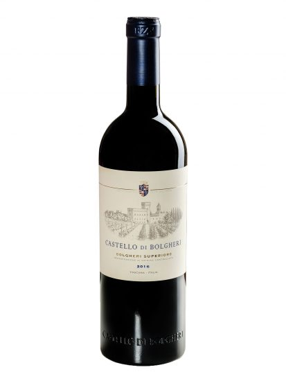 BOLGHERI, CASTELLO DI BOLGHERI, Su i Quaderni di WineNews