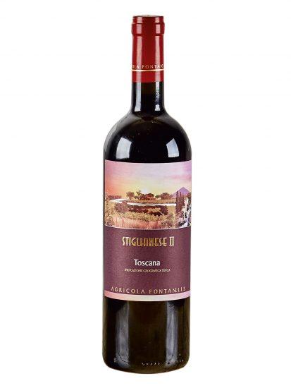 FONTANELLE, SANGIOVESE, TOSCANA, Su i Vini di WineNews