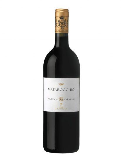 ANTINORI, BOLGHERI, GUADO AL TASSO, Su i Quaderni di WineNews